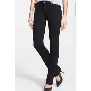 Citizens of Humanity Ava Straight Leg Jeans Black
